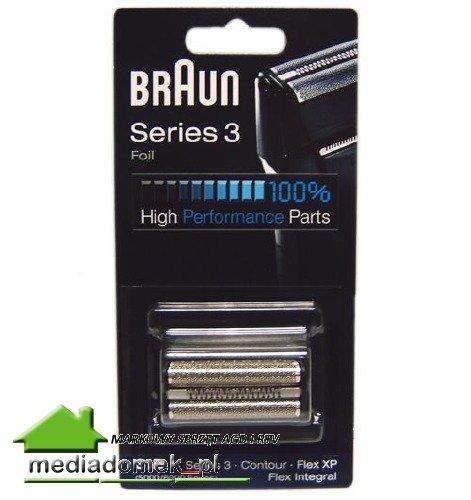 Folia Braun 31B 5000 6000 WROCLAW  Seria3