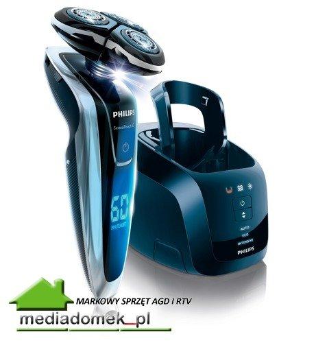 Golarka PHILIPS RQ 1280 / 21 Seso Touch 3D