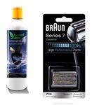 Zestaw Braun 70S Kaseta Seri 7+1 L Biopretta CCR 6