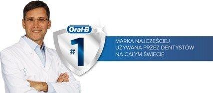 2 KOŃCÓWKI BRAUN ORAL-B CROSS ACTION EB-50 Wrocław