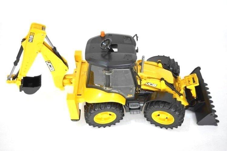 BRUDER 02454 koparka ładowarka JCB 5CX zabawka