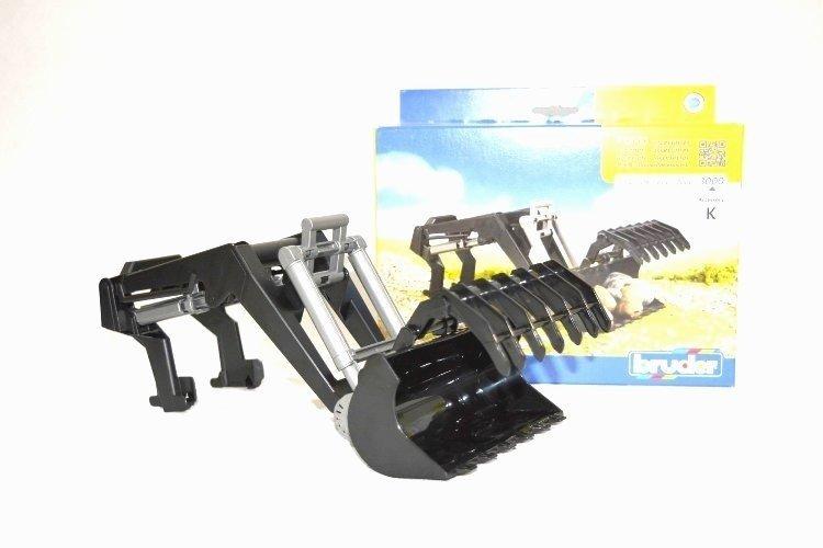 BRUDER 03333 ładowacz czołowy do serii 03000