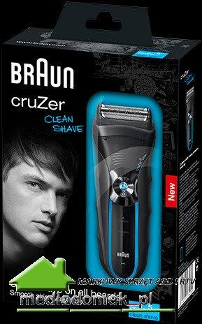 Golarka BRAUN Cruzer 5 Clean Shave
