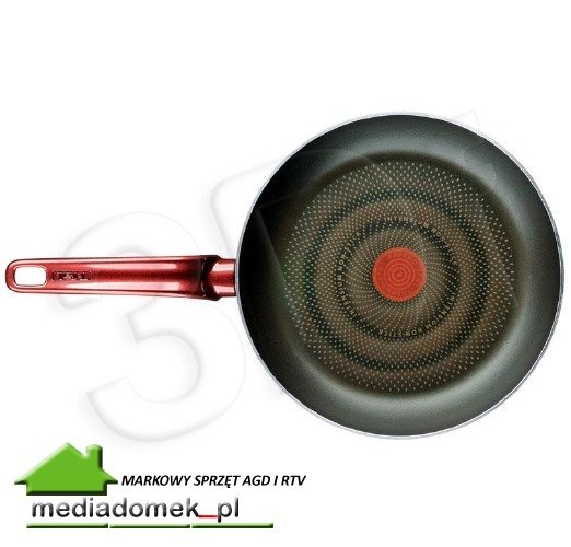 Patelnia TEFAL D23004 Sensorielle 24 cm