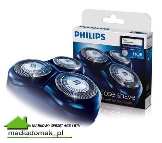 Philips HQ8 / 50 WROCLAW Glowice Golące