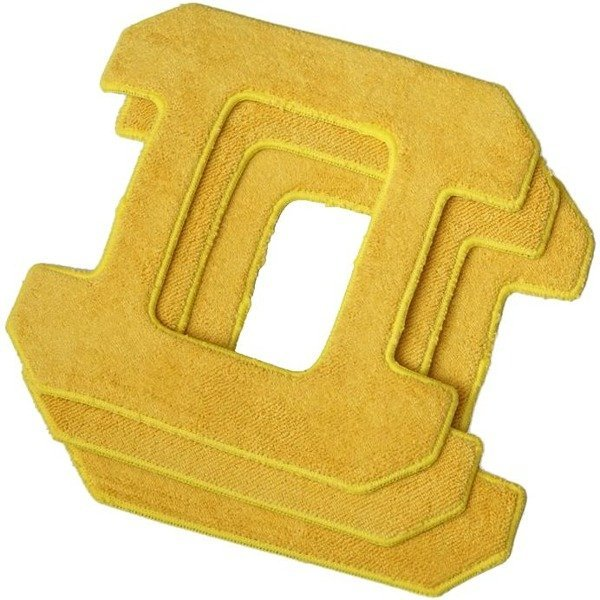 ŚCIERECZKI HOBOT 268 288 298 Z MIKROFIBRY Żółte