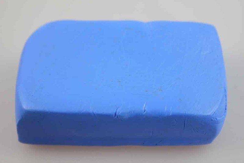 Tornador Shine glinka niebieska czyszcząca i pielęgnująca