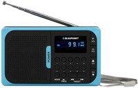 Blaupunkt PR5BL Przenośne radio FM z odtwarzaniem USB/SD
