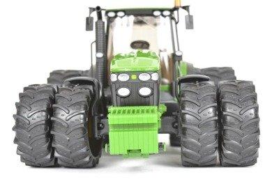 Bruder 03052 Traktor John Deere koła bliźniacze
